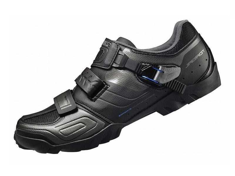 SHİMANO BICYCLE SHOES SH-M089L 46.0 BLACK IND.PACK